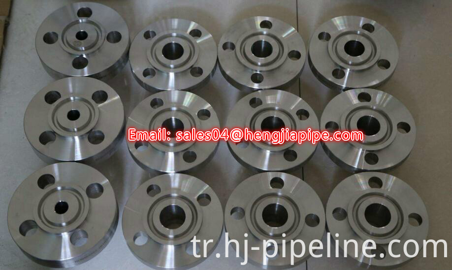 PN16 ASTM A105 SO flange