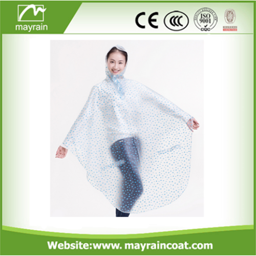 PVC Bicycle Rain Ponchos