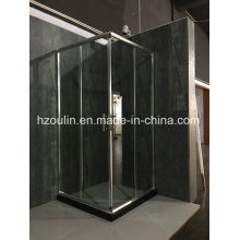 Square Shower Enclosure with Clear Glass