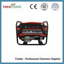 Pequeño precio de fábrica del generador de la gasolina portable 5.5kw
