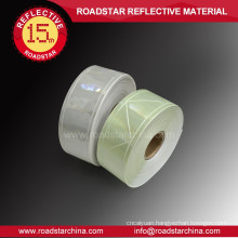 Distributor reflective tape with luminous function