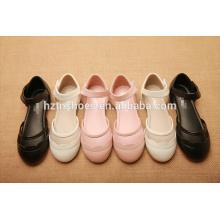 Malha respirável crianças sandálias fantasia sandálias para as meninas