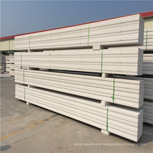 (ALCP-125)Precast Concrete Lightweight AAC wall Panel for Internal Wall and External Wall