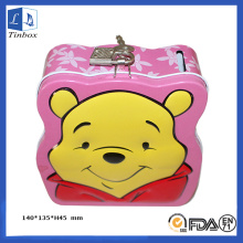 Buy Bear Shape Bulk Candy Tin Favors