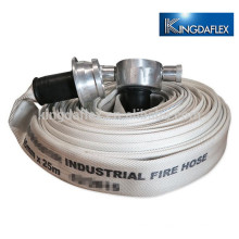 1.5 inch fire fighting layflat fire hose nozzle