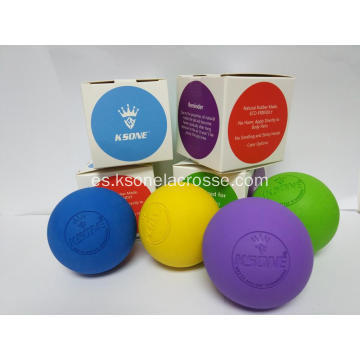 Wholesale Bolas de Lacrosse modificadas para requisitos particulares