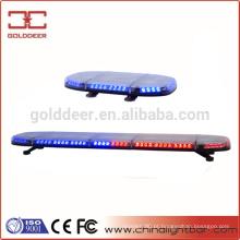 LED de aviso de luzes de emergência policial Lightbar (TBD09926)