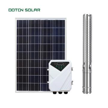 Solarbetriebene Tauch-Tiefbrunnenpumpen