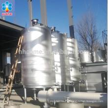 100TPD que cocina al proveedor de la máquina de proceso del aceite de canola