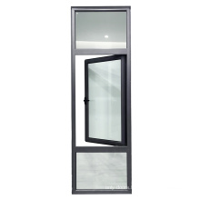 WANJIA Aluminunm window double glass sliding window soundpoof