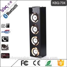 hot selling KBQ-704 Bluetooth Tower loud speaker