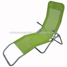 Steel sling folding Sunbed