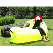 Paypal Acceptable Portable Inflatable Lazy Bed