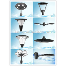 2014 calle peatonal solar 12V DC impermeable BridgeLux LED jardín de iluminación / LED lámpara de jardín