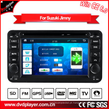 Windows CE Carro DVD GPS Navegação para Suzuki Jimny Audio Video Navegação Hualingan