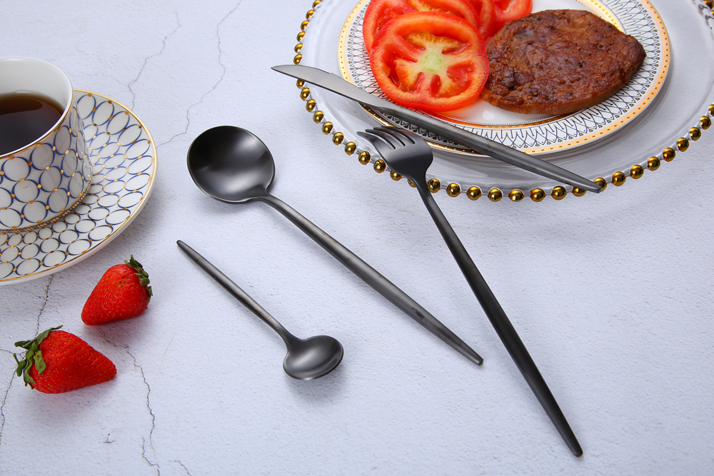 Stainless Steel Hotel Flatware Set