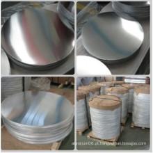 Hot Roll Círculo de alumínio / alumínio para panelas (A1050 1060 1100 3003)