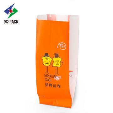 Пластиковый бумажный пакет Крафт бумажный пакет для упаковки хлеба
