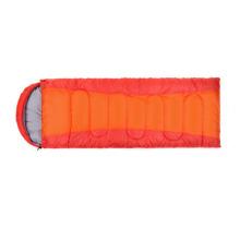 Orange/Blue Lightweight Envelope Hollow Cotton Sleeping Bag