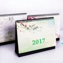 Full Color Custom Fashion Design Desk Calendar Printing