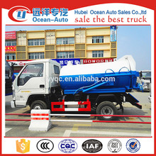 Fornecedor de China !! FOTON 4x2 Sewage Suction Truck à venda