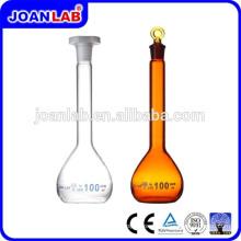 JOAN LAB Borosil 3.3 Frasco de medição de vidro Fabricação 500ml