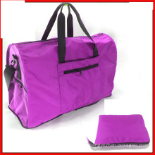 Foldable Sport Duffle Barrel Bag for Travel