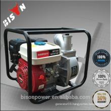 BISON China Taizhou 2 Inch Low Pressure Centrifugal Piston Pump 50mm Gasoline Water Pump