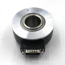 Encodeur rotatif incrémental d'arbre creux de Yumo Iha8030-002j-1024b-5-24f 100PPR