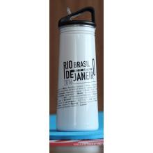 Edelstahl-Einzelwand-im Freiensport-Wasser-Flasche