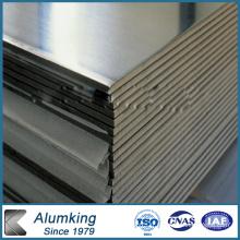 Feuille d'aluminium 1050/1060/1100 pour la construction