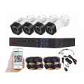 Kit AHD per sistema cctv Full Hd impermeabile IP66