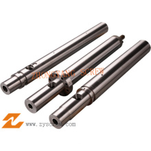 PP PVC de un solo tornillo y barril para máquina de moldeo por inyección