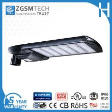 Schuh-Kasten-Licht 200W LED für Parkplatz-Bereichsbeleuchtung mit cUL UL Dlc CSA bescheinigt
