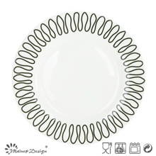 Hot Selling Exquisite Colorful Dinner Plate