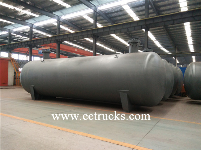 ASME Underground LPG Gas Tanks