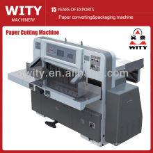 Machine de coupe de papier programmable (guillotine)