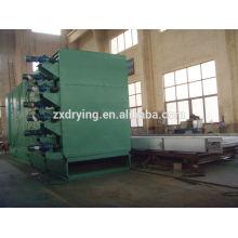 Secador de maíz / deshidratación vegetal malla de la cinta de secador / máquina de secado / equipo de secado