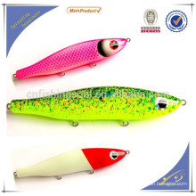 WDL036 138mm 170mm china wholesale alibaba fishing lure component mould fishing stick baits
