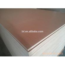Contraplacado de madeira sapele artificial