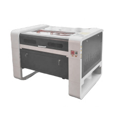 CNC laser engraving machine and co2 laser cutting machine for non metal material with water cooling pump
