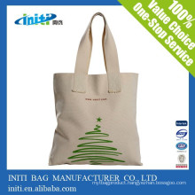 China custom quality recyclable canvas messenger bag with low price