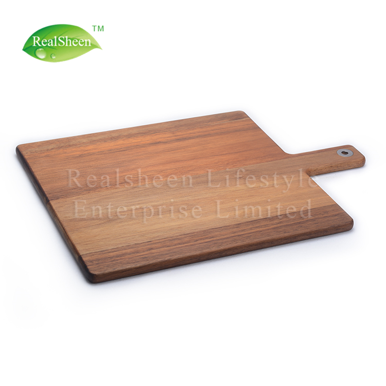 Wooden Pizza Serving Plate