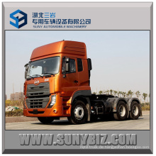 430HP Dongfeng Volvo Ud 6X4 Traktor Anhänger LKW