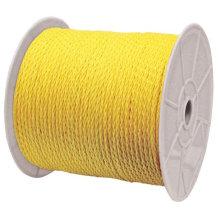PE hollow braid rope polypropylene braided rope
