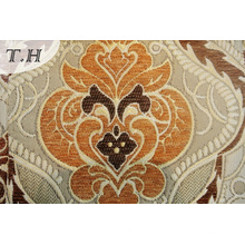 Chenille Jacquard Sofa Fabric with Precision Instrument Manufacturing
