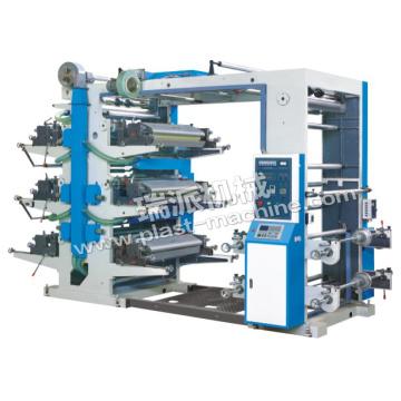 Machine à découper automatique d'impression flexographique