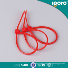 Black/White Nylon Cable Tie with All Size
