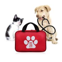 Kit de primeiros socorros médicos táticos de emergência para cães