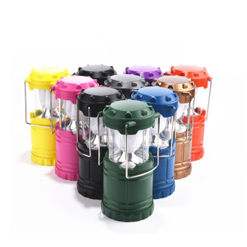 Super Bright Portable Collapsible Camping Lantern